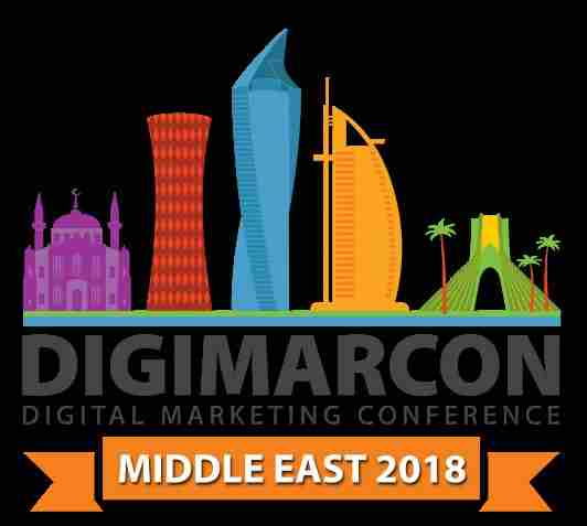 DigiMarCon Middle East 2018 - Digital Marketing Conference in Dubai on 23 Oct