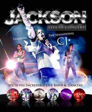 Sweeney Entertainments Presents Jackson Live in Concert on 19 Oct 2018 in Frome on 19 October 2018