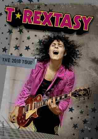Sweeney Entertainments Presents T.Rextasy on 23 Nov 2018 in Liverpool on 23 November 2018
