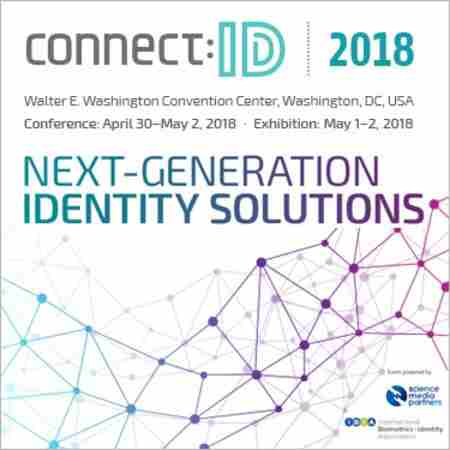 connect:ID 2018 - The identity technology event in Washington, DC on 30 Apr
