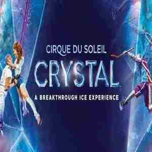 Cirque du Soleil Crystal Takes to the Ice in Portland on 6 Apr