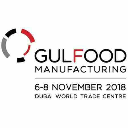 Gulfood Manufacturing Food and Beverage Trade Show Dubai 2018 in Dubai on 6 Nov