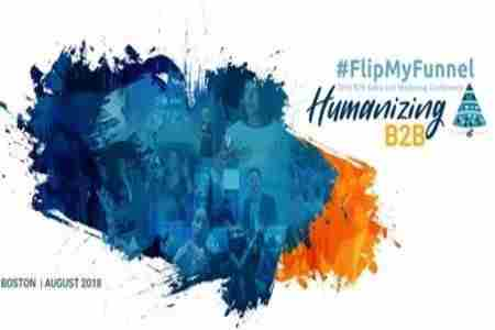 2018 #FlipMyFunnel B2B Marketing and Sales Conference in Boston on 8 Aug
