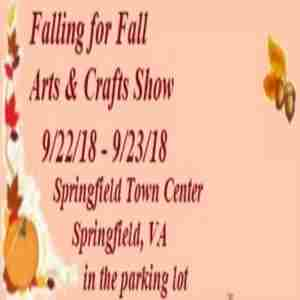Falling for Fall Arts & Crafts Show in Springfield on 22 Sep
