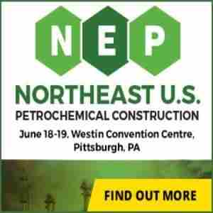 Northeast U.S. Petrochemical Construction in Pittsburgh on 18 Jun