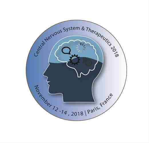International Conference on Central Nervous System and Therapeutics in Paris on 12 Nov