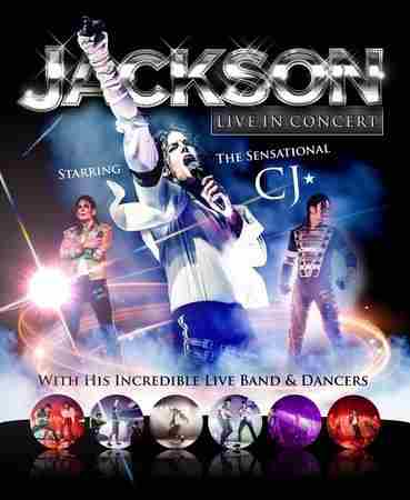 Sweeney Entertainments Presents Jackson Live in Concert on 18 Oct 2018 in Swansea on 18 October 2018