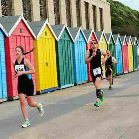 SALTY SEA DOG TRIATHLONS in Bournemouth on 7 Jul