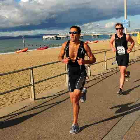 SALTY SEA DOG TRIATHLONS in Bournemouth on 4 Aug
