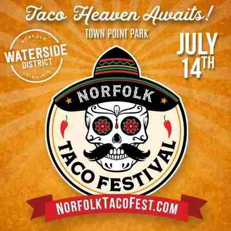 Norfolk Taco Festival in Norfolk on 14 Jul