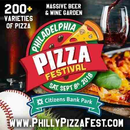 Philadelphia Pizza Festival 2018 in Philadelphia on 8 Sep