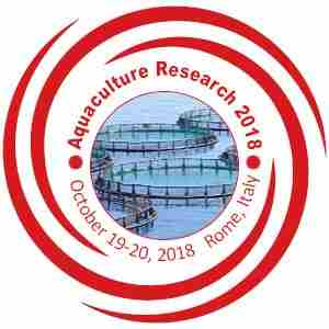 World Congress on Recent Advances in Aquaculture Research & Fisheries in Rome on 19 October 2018
