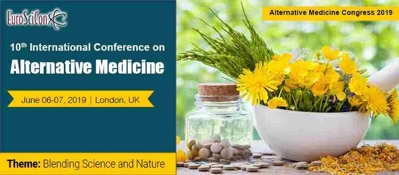 Alternative Medicine Congress 2019 in London on 06 June 2019