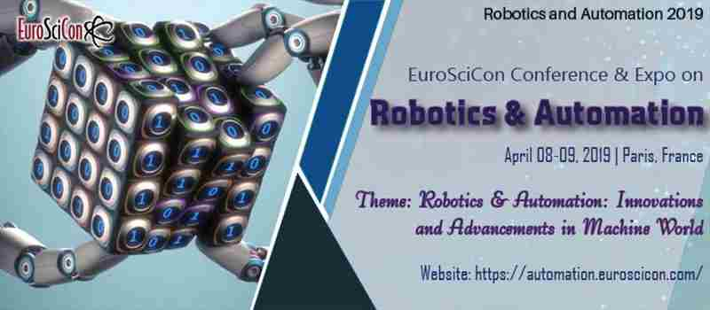 Robotics and Automation conference in Paris on 8 Apr