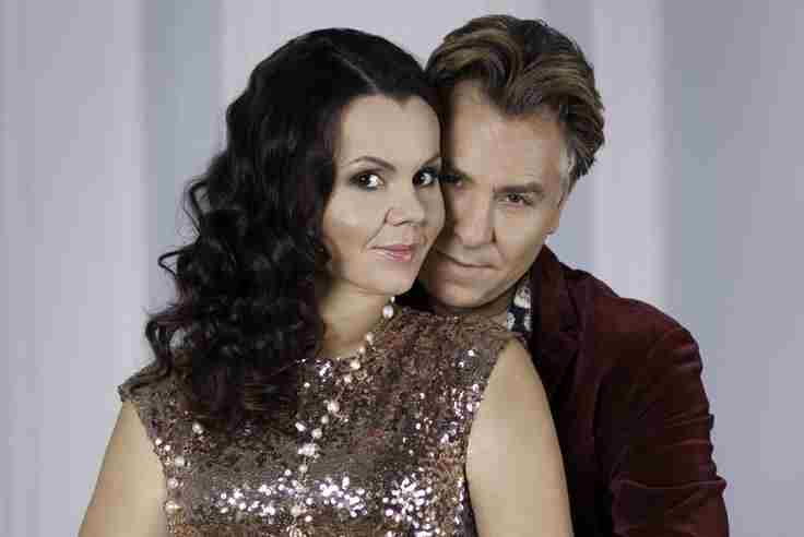 Aleksandra Kurzak  soprano Roberto Alagna  ténor in Paris on 6 Nov