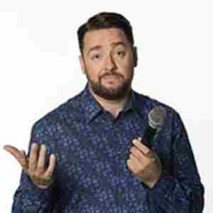 Jason Manford in Southend-on-Sea on 18 October 2018