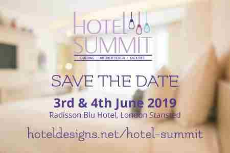 Hotel Summit London June 2019 in Stansted on 3 Jun