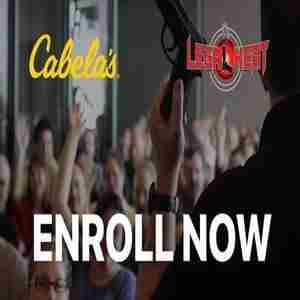 Concealed Carry Permit Class at Cabela's - Hamburg in Hamburg on 22 Sep