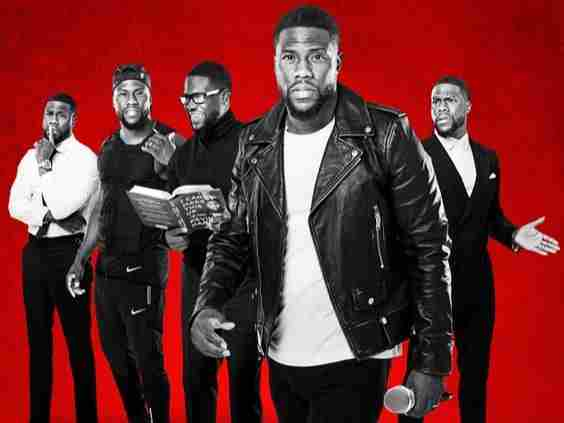 Kevin Hart: The Irresponsible Tour in New York on 27 Sep
