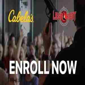 Concealed Carry Permit Class at Cabela's - Springfield in Springfield on Thursday, September 13, 2018