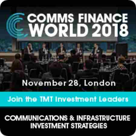 Comms Finance World 2018 in Greater London on 28 November 2018