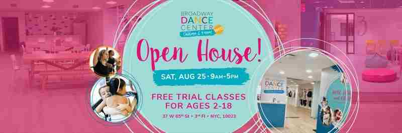 BDC CHILDREN & TEENS W65 OPEN HOUSE in New York on 25 Aug