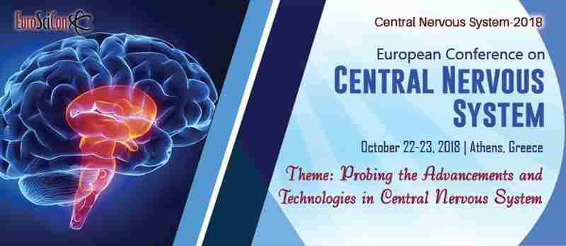 Central Nervous System 2018 in Athens,Greece on 22 October 2018