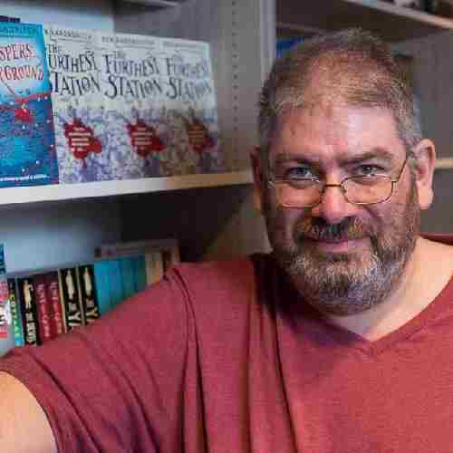 Lies Sleeping: Ben Aaronovitch in conversation in London, on 17 November 2018