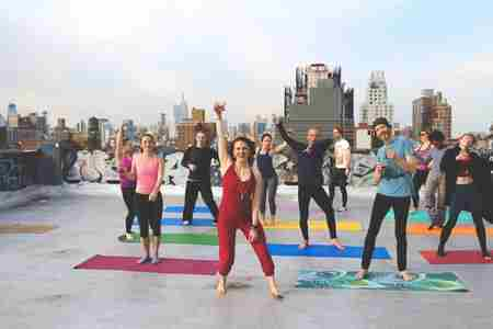 DRUNK YOGA® at City Winery...Free Wine! in New York on Sunday, August 19, 2018
