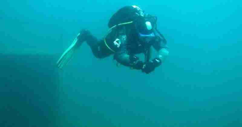Deep Diver (qualify to 40m) Chepstow in London on 23 Sep