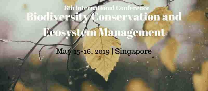 Biodiversity conference 2019