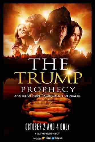 The Trump Prophecy in New York, NY on 4 Oct