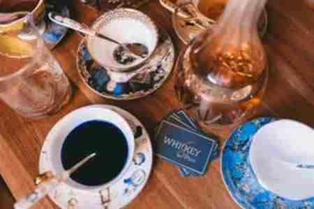 "Whiskey Stories: High ""Tea"" (Tea Infused Whiskies and Treats)