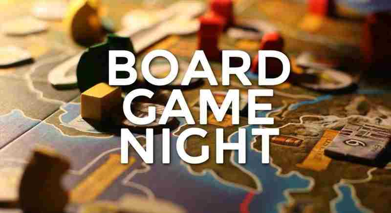 BOARD GAME NIGHT in New York on 14 Sep