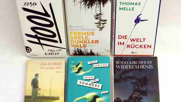 BOOK CLUB GERMAN BOOK CLUB READS THOMAS MELLE in New York on 18 Sep
