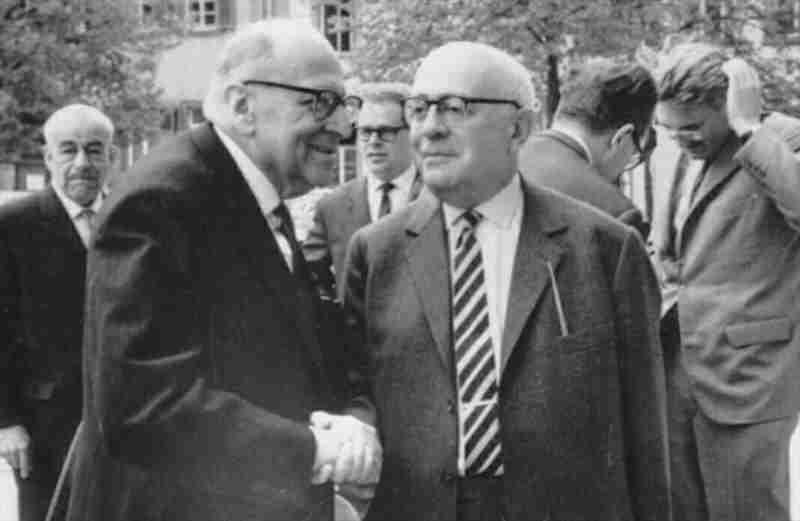 LECTURE 15: THEODOR W. ADORNO & HERBERT MARCUSE in Mumbai on 8 Sep