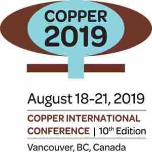 COM 2019 hosting Copper 2019 August 18-21, Vancouver, Canada in Vancouver on 18 Aug