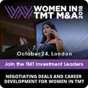 Women in TMT M And A 2018 in London on 24 October 2018