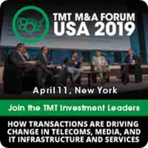 TMT M and A Forum USA 2019 in New York on 11 April 2019