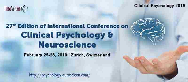 Psychology Conferences in Switzerland on 25 February 2019