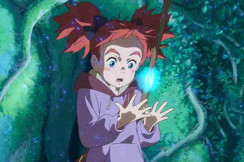 Family Film on the Farm: Mary and the Witch's Flower in Sheffield on 27 October 2018
