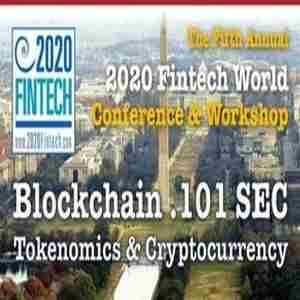 Blockchain Crypto World SEC & Tokenomics 101 Conference & Workshop in Washington on 4 Oct