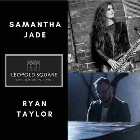 Ryan Taylor and Samantha Jade to take to the Leopold stage! in South Yorkshire on 29 September 2018