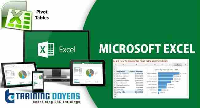Use Microsoft Excel Pivot Tables to Easily Summarize and Analyze Data in Aurora on 26 September 2018