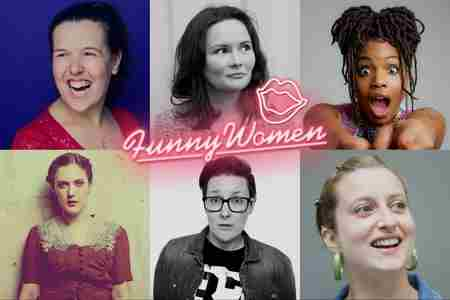 Funny Women Showcase - Warwick Arts Centre in West Midlands on 15 November 2018