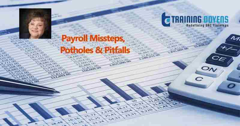 Payroll Missteps, Potholes and Pitfalls—Watch Out for These Areas to Avoid Costly Errors in Aurora on 26 September 2018
