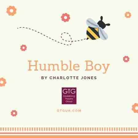 Godalming Theatre Group presents Humble Boy in Surrey on 24 October 2018