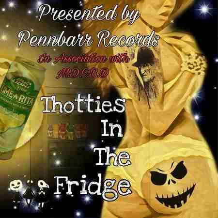 THOTITE IN THE FRIDGE HALLOWEEN PARTY in Brooklyn on 24 October 2018