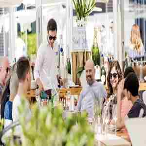 Saint Tropez Brunch in Dubai on 12 Oct