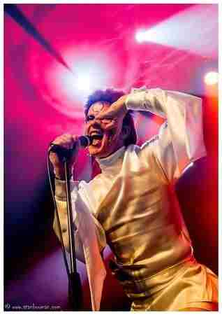 Absolute Bowie celebrate the life of David Bowie in Derby this February in Derby on 02 February 2019